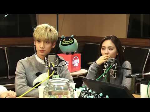 141206 MBC Music C- Radio 우상본색 (偶像本色) : 막내 특집 KARA Youngji (영지), VIXX, Boyfriend