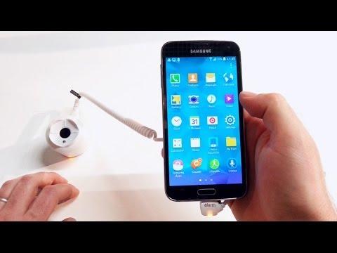 MWC 2014: Samsung Galaxy S5