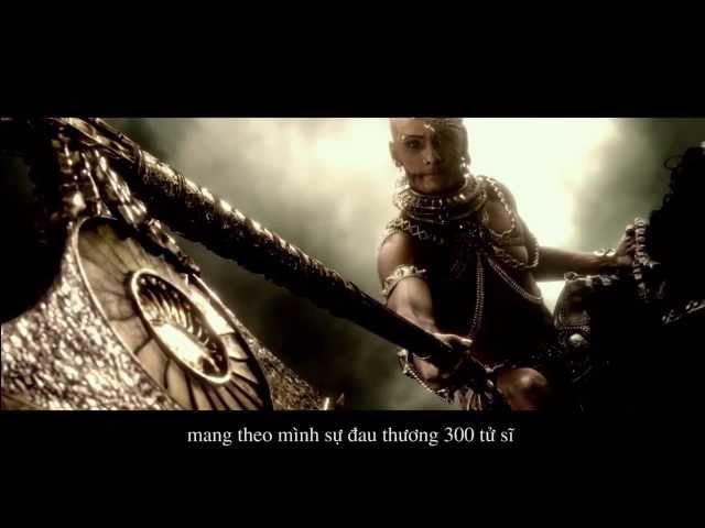 300: Đế chế nổi dậy - 300: Rise of an Empire - Official trailer #1 - Phụ Đề Việt