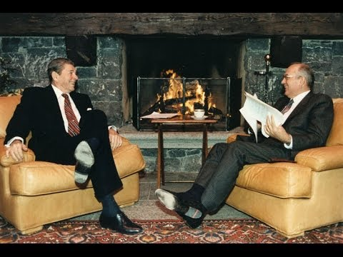 How the Cold War Ended: Mikhail Gorbachev Interview on Communism, the U.S. & Reagan (1996)