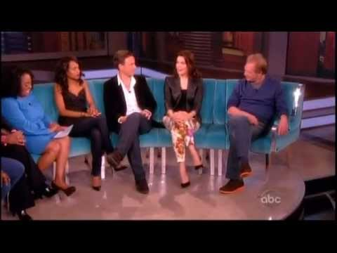 Scandal cast on The View 5/14/13 part 2
