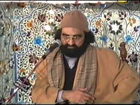 Speech of Hazrat Pir Syed Naseeruddin naseer R.A - Episode 49 Part 1 of 2