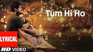 """Tum Hi Ho"" Aashiqui 2 Full Song With Lyrics Aditya Roy"