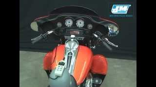 How LOUD ?? J&M ROKKER XT Harley Audio System