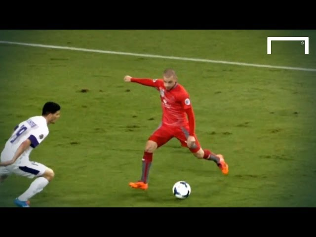 Superb goal from Vladimir Weiss