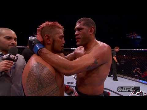 UFC Brisbane: Hunt and Bigfoot Post-Fight Interviews