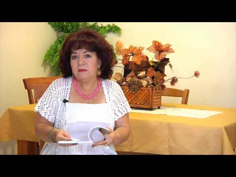 Tiempo con Dios Lunes 08 Julio 2013, Pastora Araceli de Alvarez