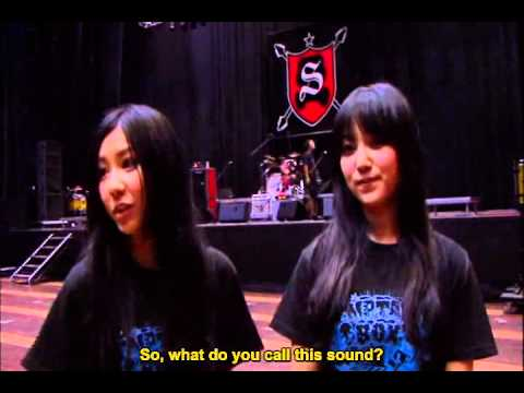 SCANDAL - Temptation Box Tour Doentary (ENG SUB) Part 1