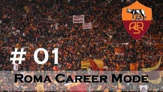 Fifa 14: Roma Career Mode - Episode 1 - It Begins