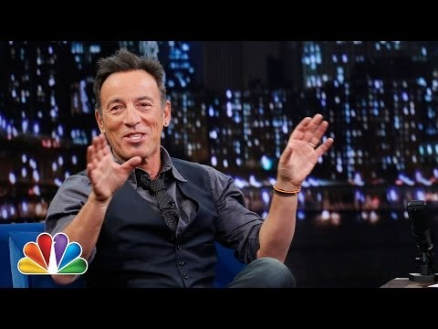 Twitter Questions with Bruce Springsteen