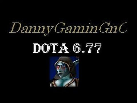 DotA 6.77 Traxex (Drow Ranger) Gameplay Guide, Commentary&amp;Tips Jan. 2013
