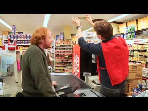 Cashier: Counterfeit
