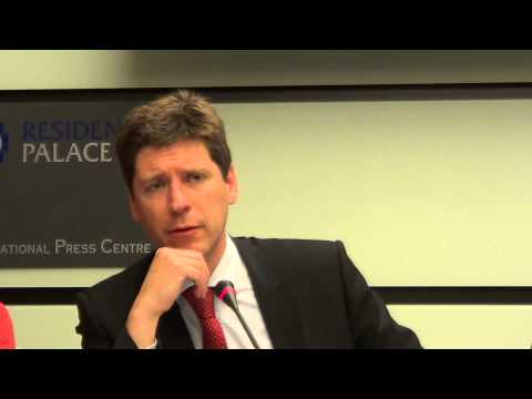 Debating Economic Governance with the European Commission: Maarten Verwij