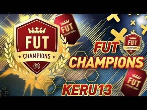 CASEMIRO EN FUT CHAMPIONS EN DIRECTO !!!      FIFA 18   KERU 13