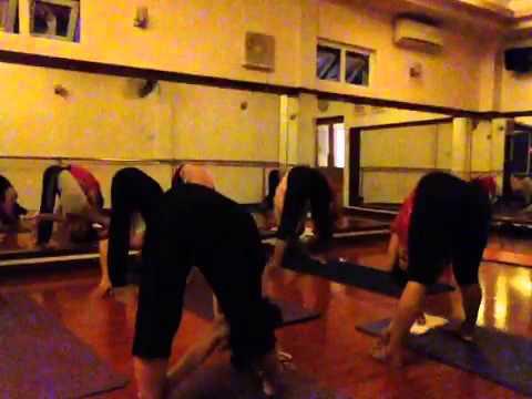 Yoga flow VN ( 24/08/2014 ) part2