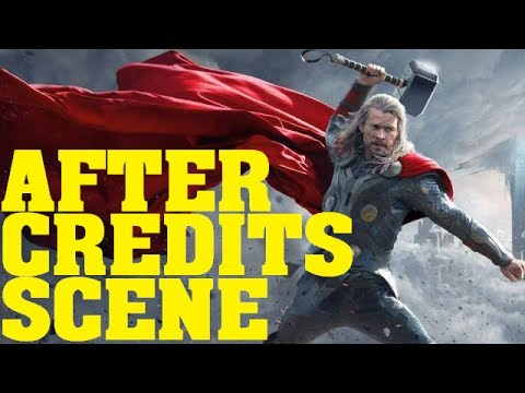 Thor: The Dark World After Credits Scene Explained