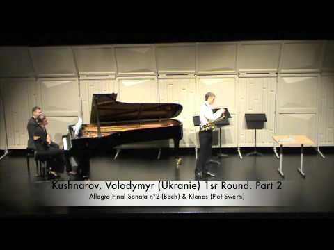 Kushnarov, Volodymyr (Ukranie) 1sr Round. Part 2.m4v