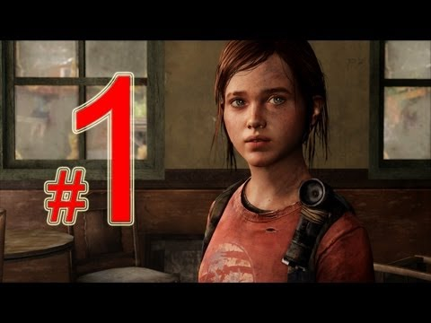 The Last Of Us Gameplay Walkthrough Part 1 New Demo PS3