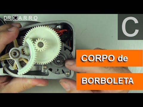 Dr CARRO TBI Corpo de Borboleta - EPC, falhas e Marcha lenta irregular