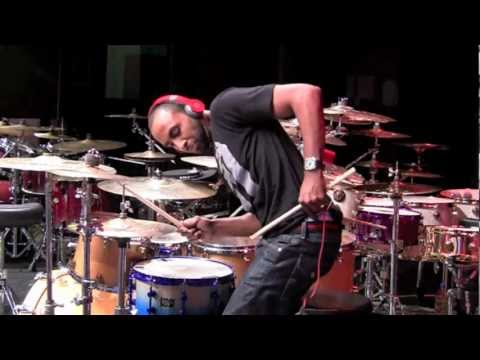 Floyd Kennedy Drum Festival 2011 - Behind the Scenes w/ Eric Moore, Brian Collier & More