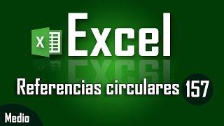 Curso De Excel: Referencias Circulares En Excel