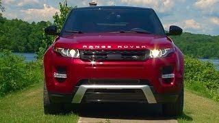 2014 Range Rover Evoque - TestDriveNow.com Review by Auto Critic Steve Hammes | TestDriveNow