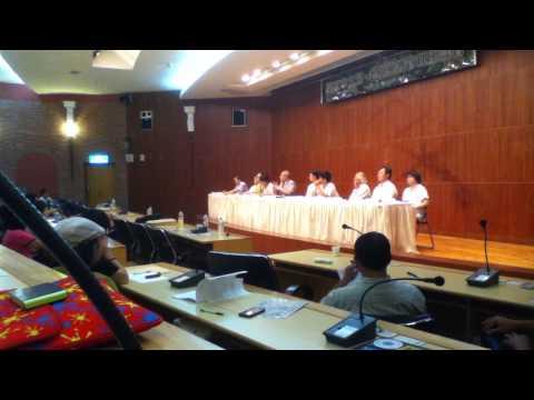 102-0725 古蹟老樹保存管理維護諮詢座談會