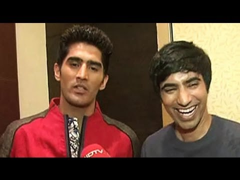 I became an actor for my female fans: Vijender Singh