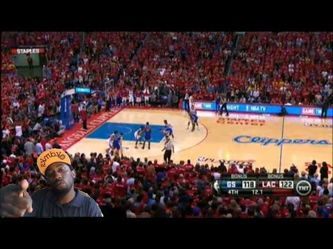 Wow ! Golden State Warriors vs La Clippers Game 7 Nba Playoffs 2014 Clippers win Recap