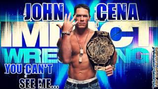 """(NEW) 2014: John Cena 3rd TNA Theme Song """"Basic"""