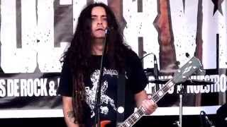 YAJAIRA - ROCK  X VALPO (ARENA RECOLETA) 27/04/14