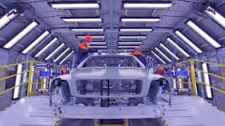 CAR FACTORY: Volvo Cars Manufacturing in China. YouCar Car Reviews.