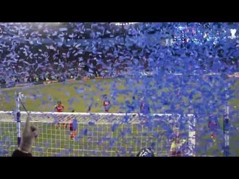 Aurelien Collin's tying goal in MLS Cup Final 2013