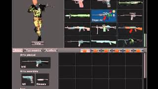 Como Fazer Troca De Armas Durante O Jogo Red Crucible 2