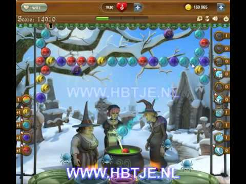 Bubble Witch Saga level 139