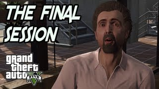 GTA 5 - KILLING MICHAEL'S SHRINK (Dr. Isiah Friedlander) - Mission: Abandonment Issues [HD]