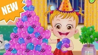 Baby Hazel Game Movie Baby New Year Party Dora The