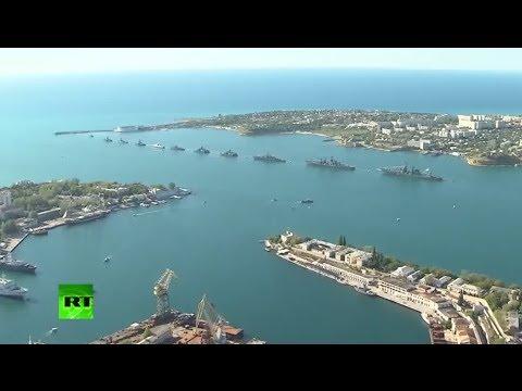 LIVE: Victory Parade in Crimea's Sevastopol