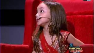 بالفيديو.. شاهد حوار طريف رفقة الطفلة إيناس في بلاطو رشيد   |   قنوات أخرى