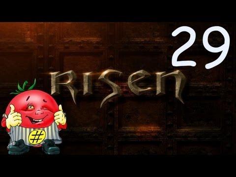 Прохождение Risen: 29я часть [Шлем и дела в городе]
