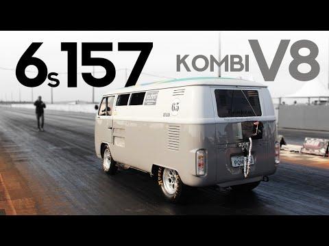 Kombi V8 Blower, 6s157 nos 201m com INJEPRO S8000!