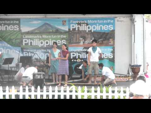 Pacific Asian Club (Phillipines Dance) @ 2014 Lotus Festival