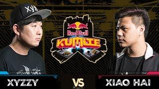 Red Bull Kumite 2017: XYZZY vs Xiao Hai |  Losers Round 2