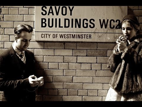 Magic at the Savoy [School of Hospitality & Tourism Management]