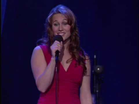 Emily Peterson performs Cabaret