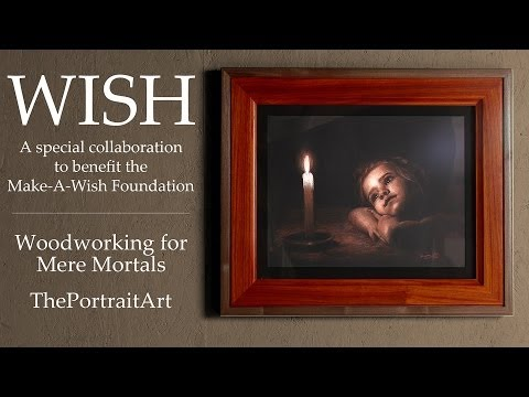 Wish: A collaboration with ThePortraitArt to benefit the Make-A-Wish Foundation