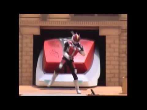 Kamen Rider Den O, Battle Colosseum EP2 Show 1