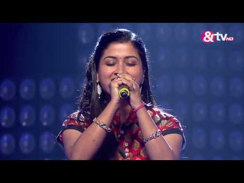 Sneha Kumari - Performance - Blind Auditions Episode 10 - January 8, 2017 - The Voice India Season2
