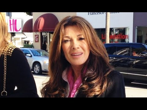 Lisa Vanderpump Responds To Yolanda & David Foster Diss