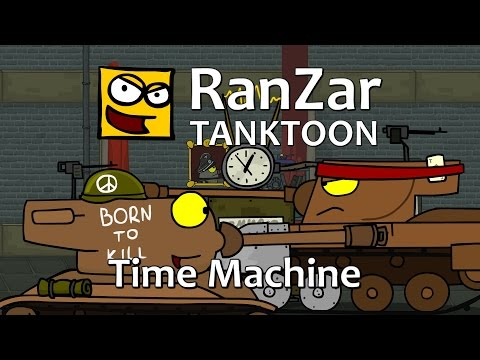 Tanktoon: Time Machine